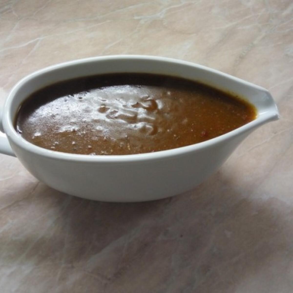 Ezen a képen: Enchilada szósz