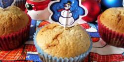Mézeskalács muffin Flóra konyhájából