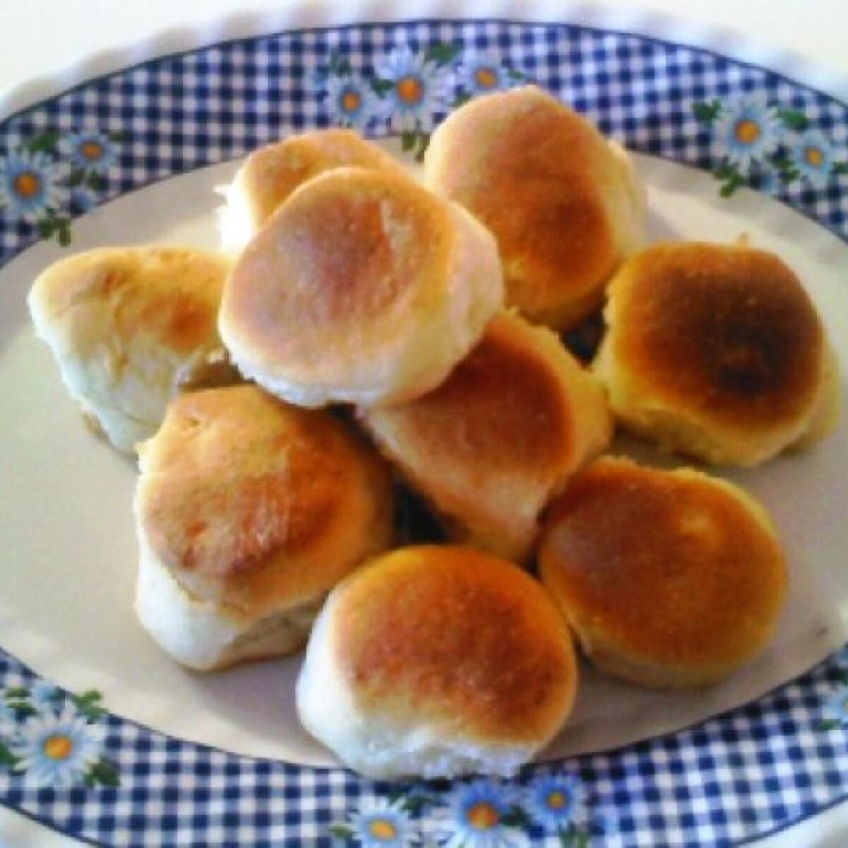 Édes krumplis pogácsa