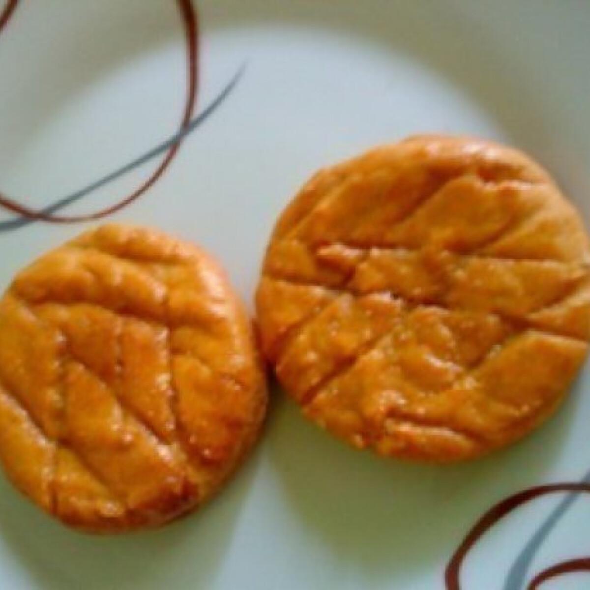 Ezen a képen: Paprikás pogácsa