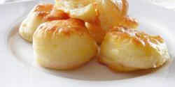 Villámgyors sajtos-túrós pogácsa