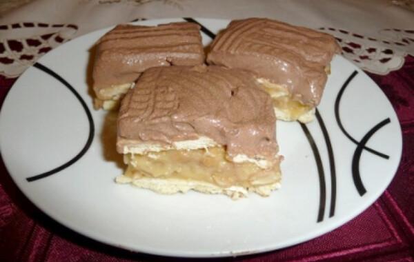 Snickers szelet Netta konyhájából