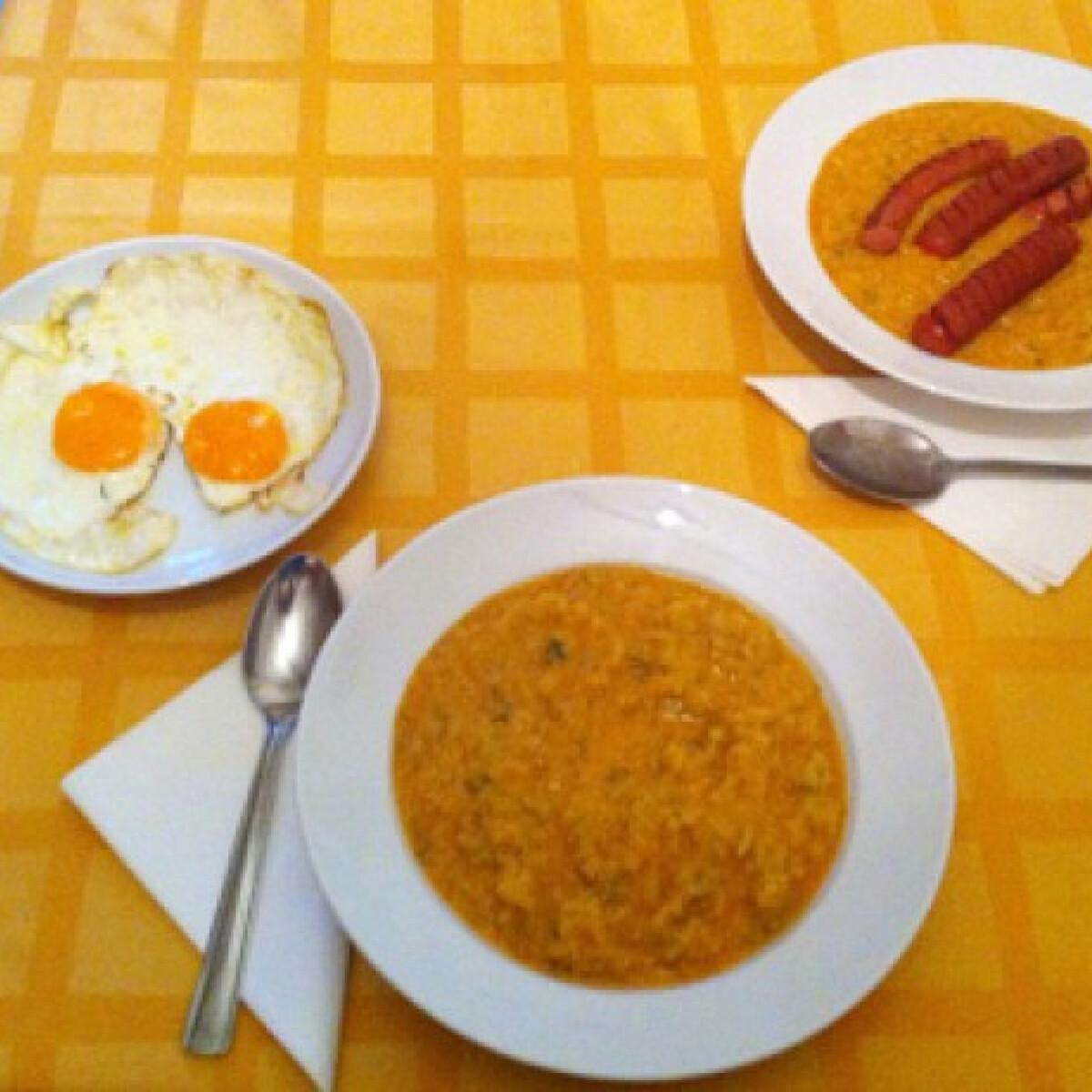 Tökfőzelék HK konyhájából