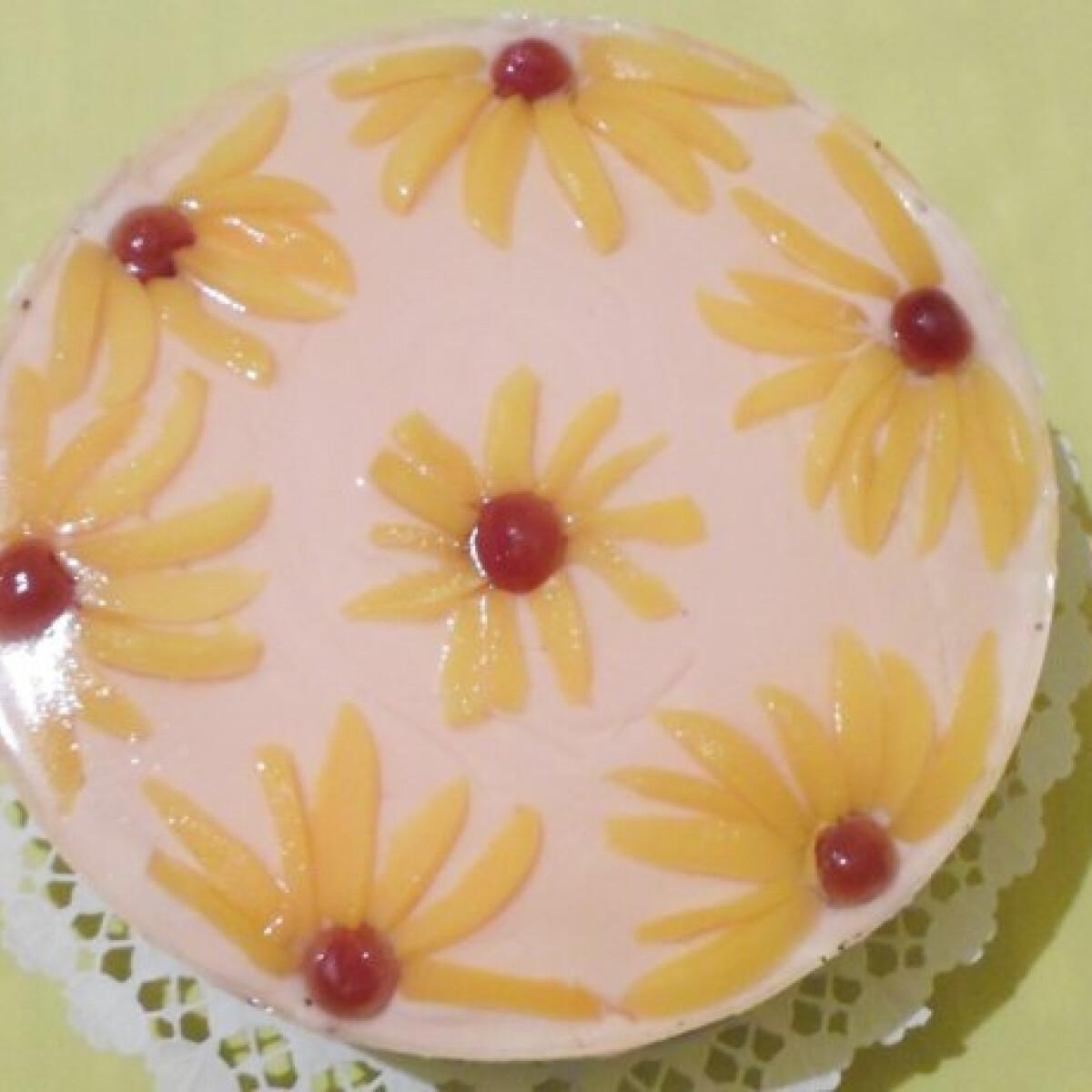 Ezen a képen: Mákos guba torta Csilla konyhájából