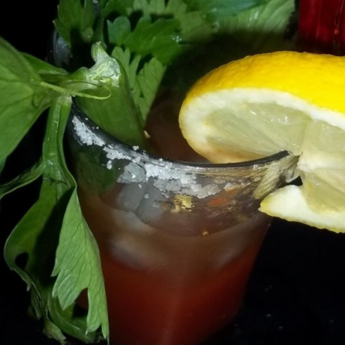 Ezen a képen: Mexican Bloody Mary