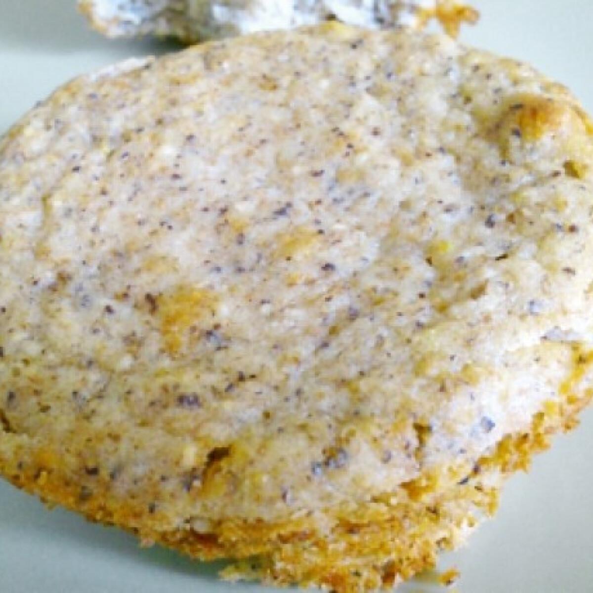 Citromos-mákos muffin Cukormentestől