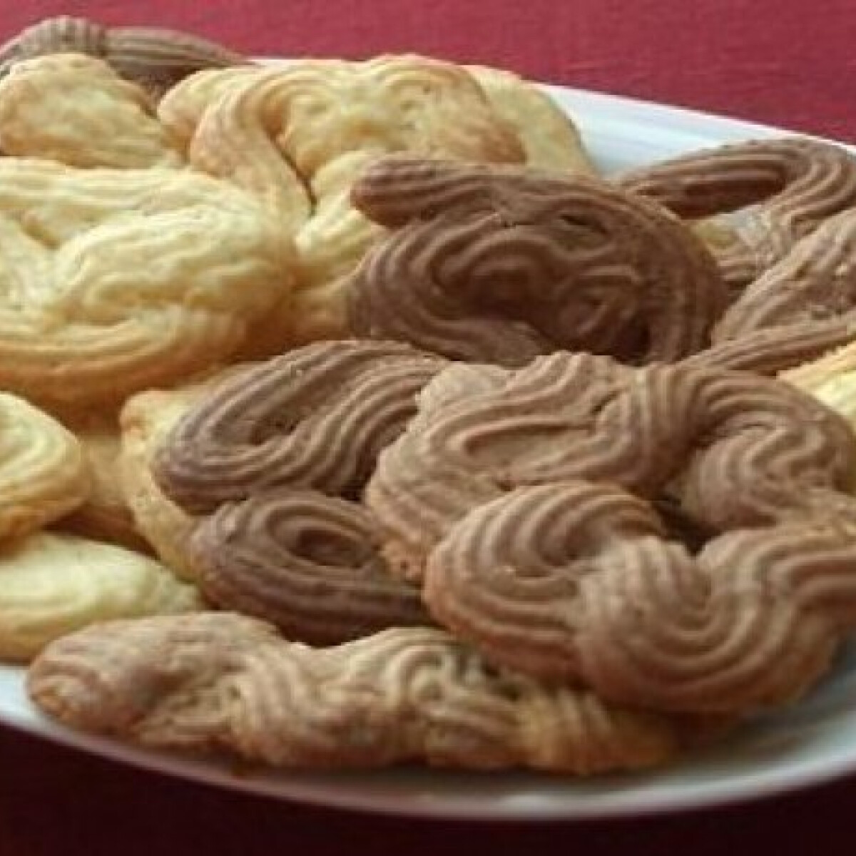 Ezen a képen: Finom vajas keksz