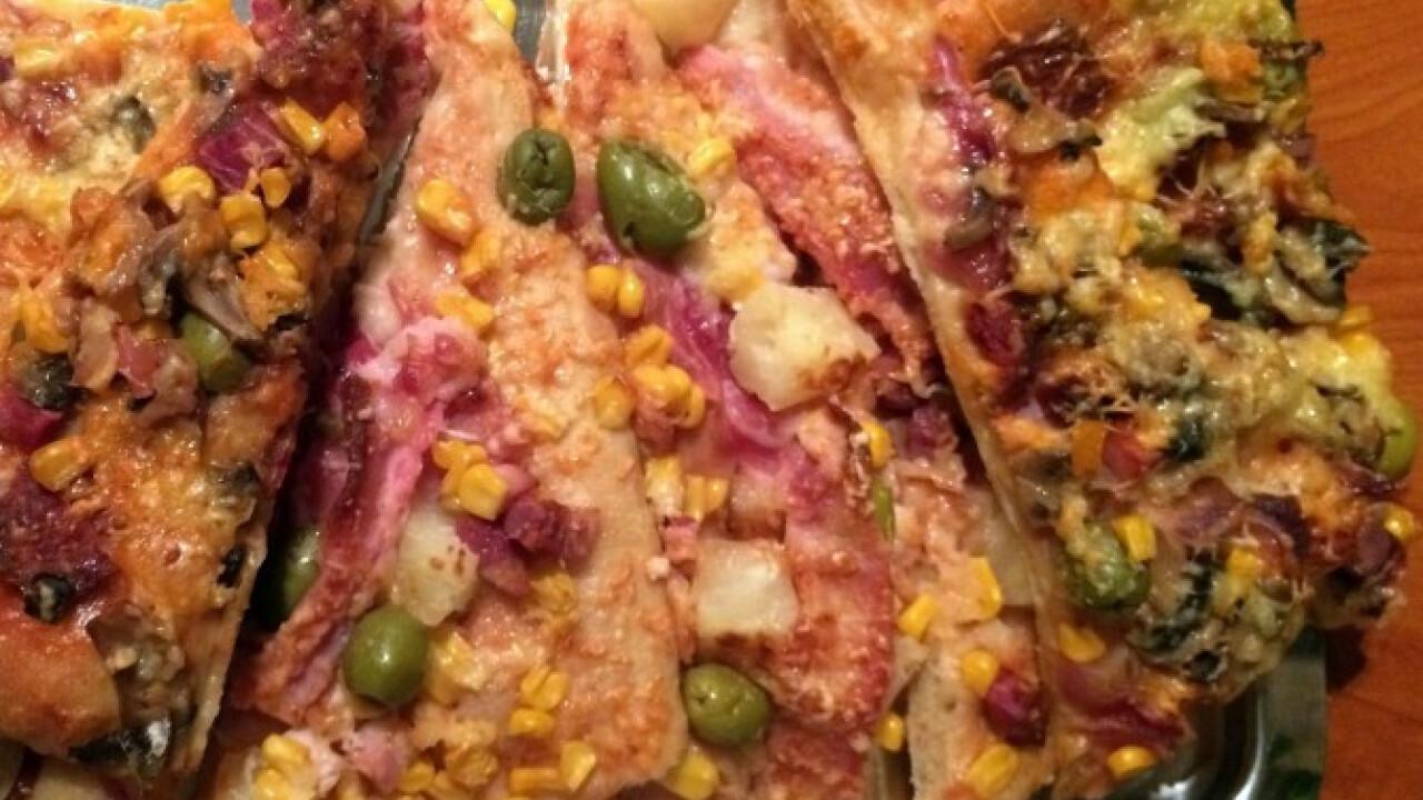 Lágy pizzatészta
