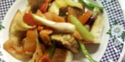 Hamis cézár saláta Robág Etneltől