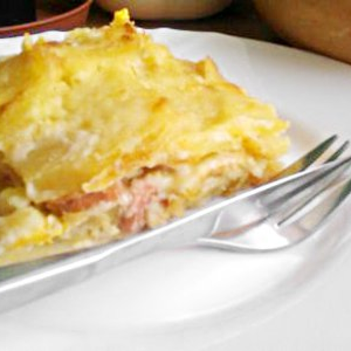Ezen a képen: Rakott krumpli Niki konyhájából