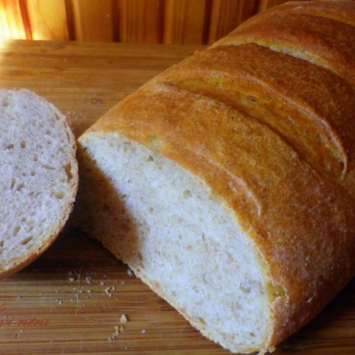 Ezen a képen: Kövön sült graham kenyér