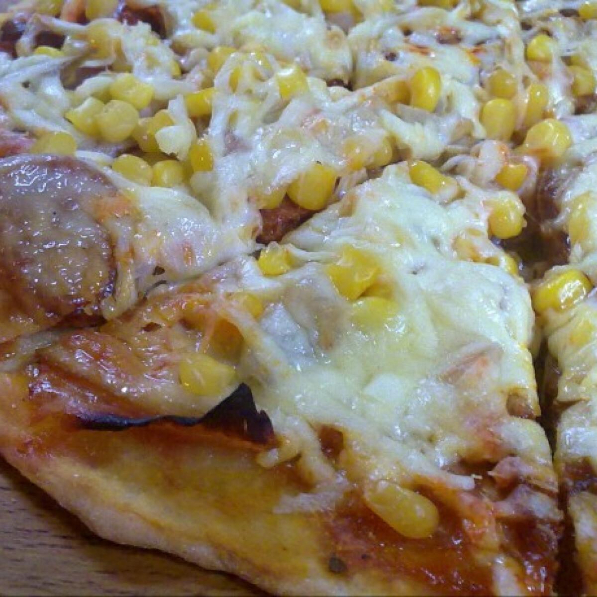 Ezen a képen: Gyors bögrés pizzatészta