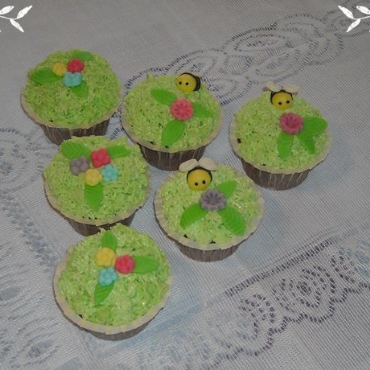 Ezen a képen: Tavaszi muffin