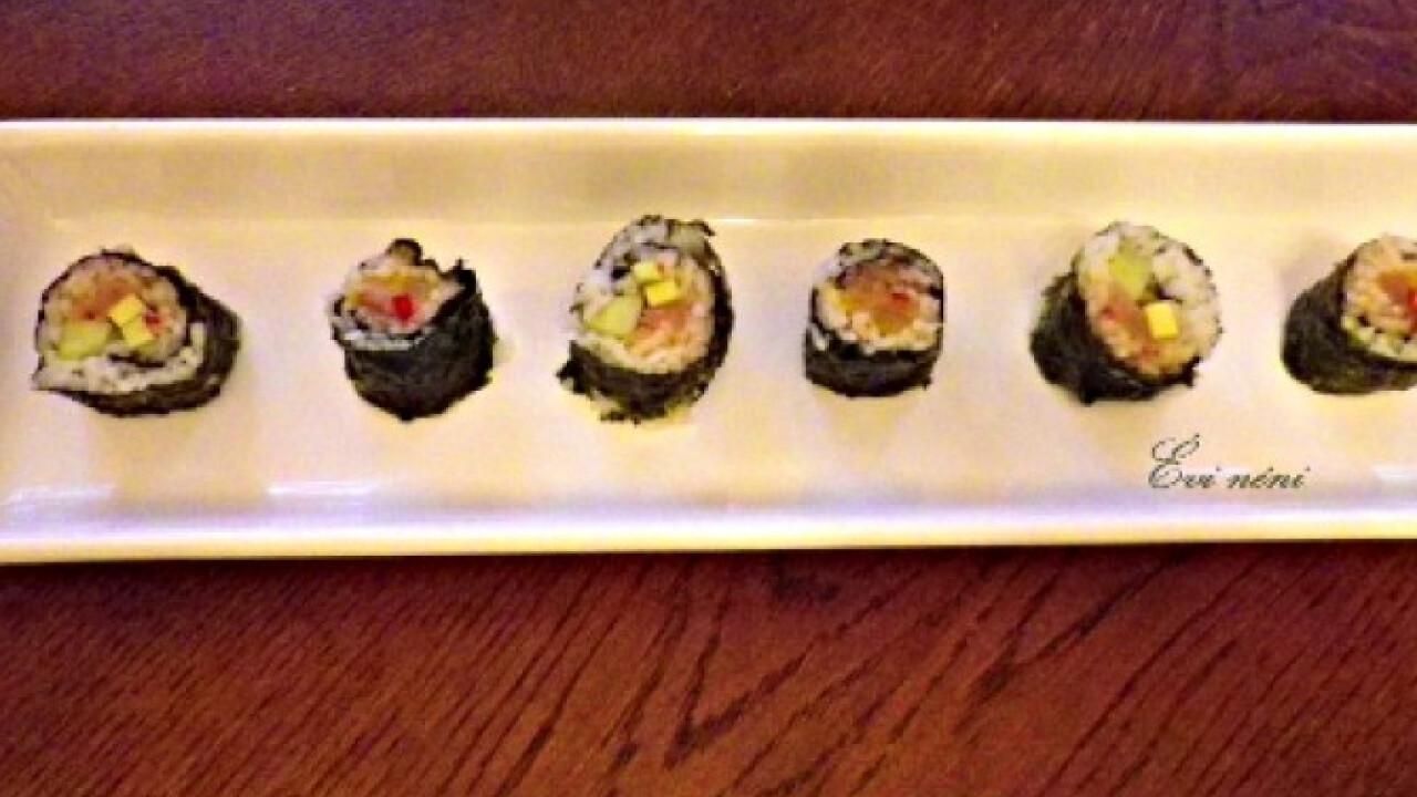Sushi Évi néni konyhájából