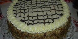 Eszterházy torta Zsizsutól
