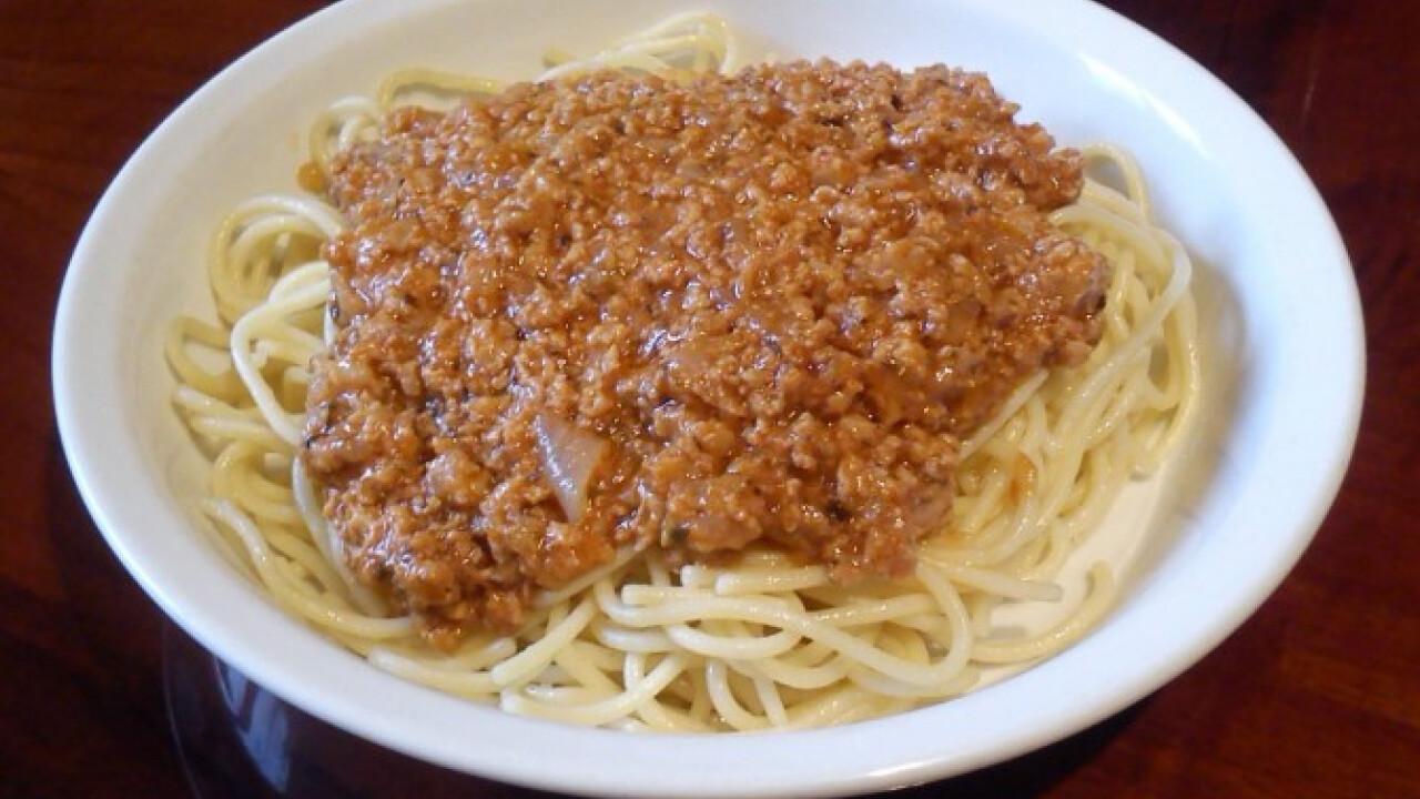 Bolognai spagetti Anett konyhájából