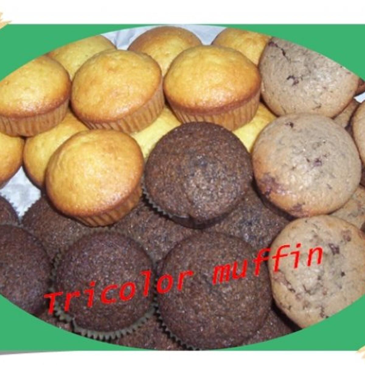 Ezen a képen: Muffin alaprecept Móni konyhájából