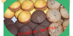 Muffin alaprecept Móni konyhájából