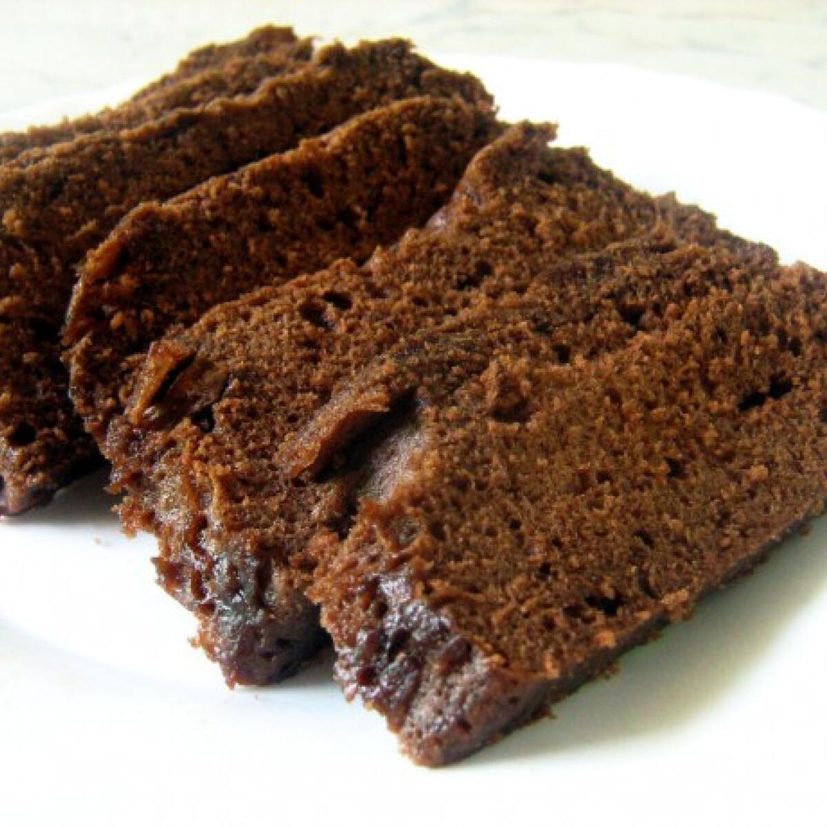 Ezen a képen: Mikrós csokis süti