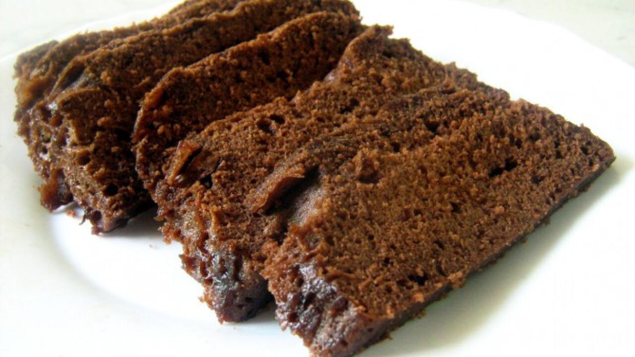Mikrós csokis süti