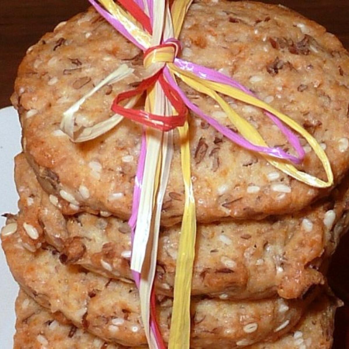 Ezen a képen: Farmer keksz
