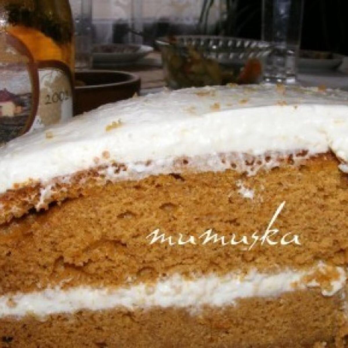 Ezen a képen: Narancsos sütőtöktorta (2.)