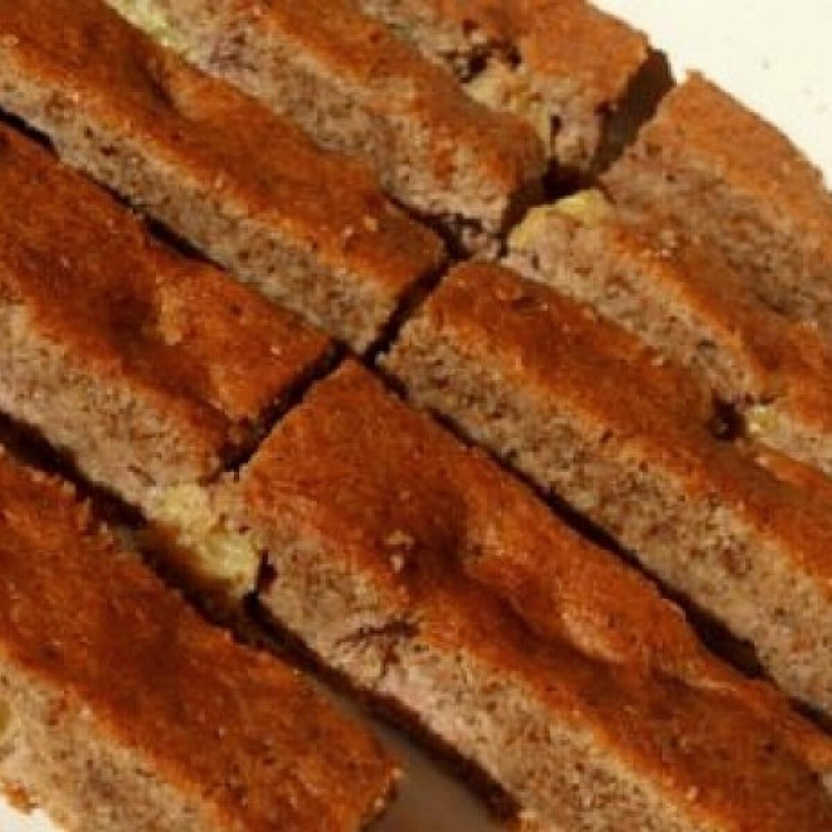 Ezen a képen: Ananászos sütemény Mignon konyhájából