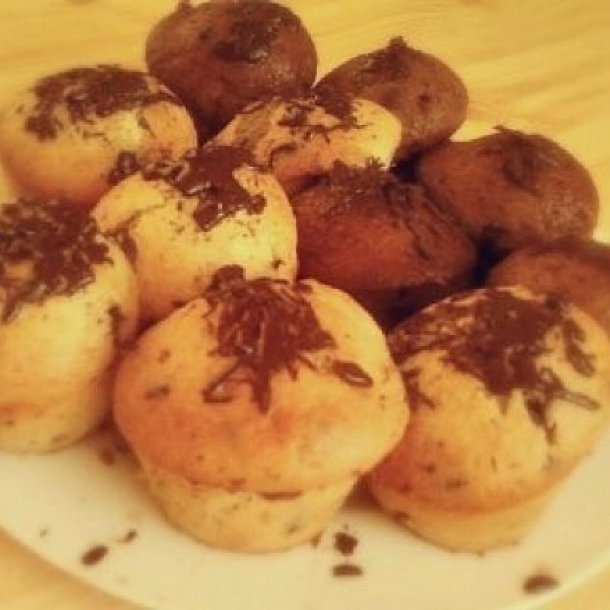 Ezen a képen: Egyszerű és finom muffin
