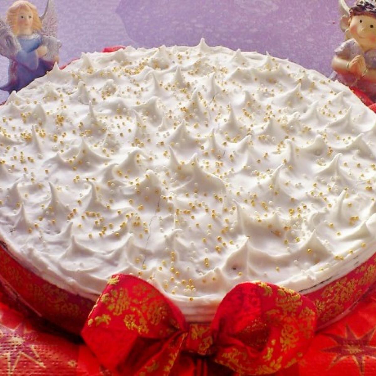 Karácsonyi torta Jamie Olivertől
