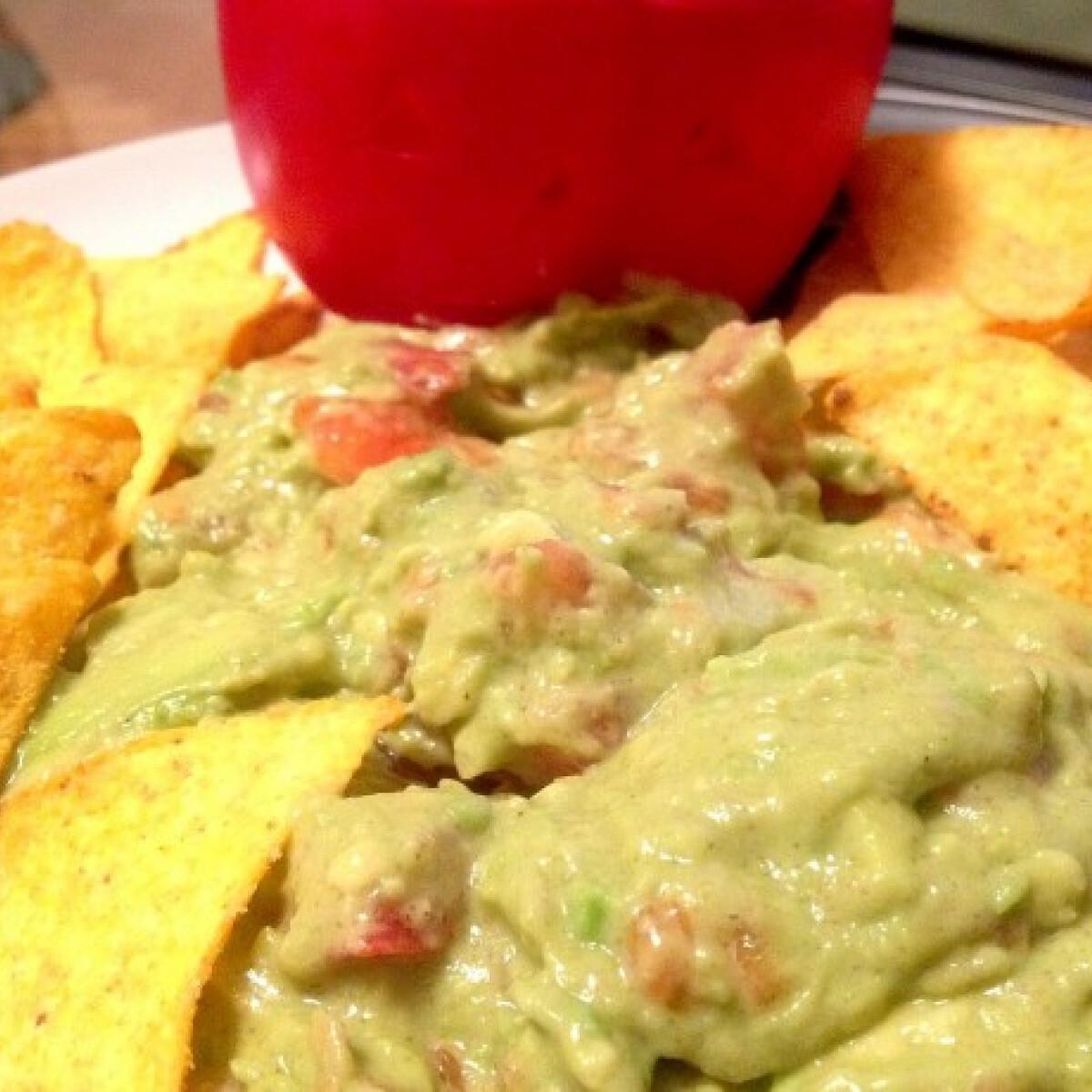 Ezen a képen: Guacamole Júlia konyhájából
