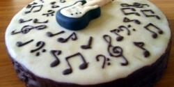 Regi rock tortája