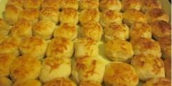 Finom sajtos - túrós pogi