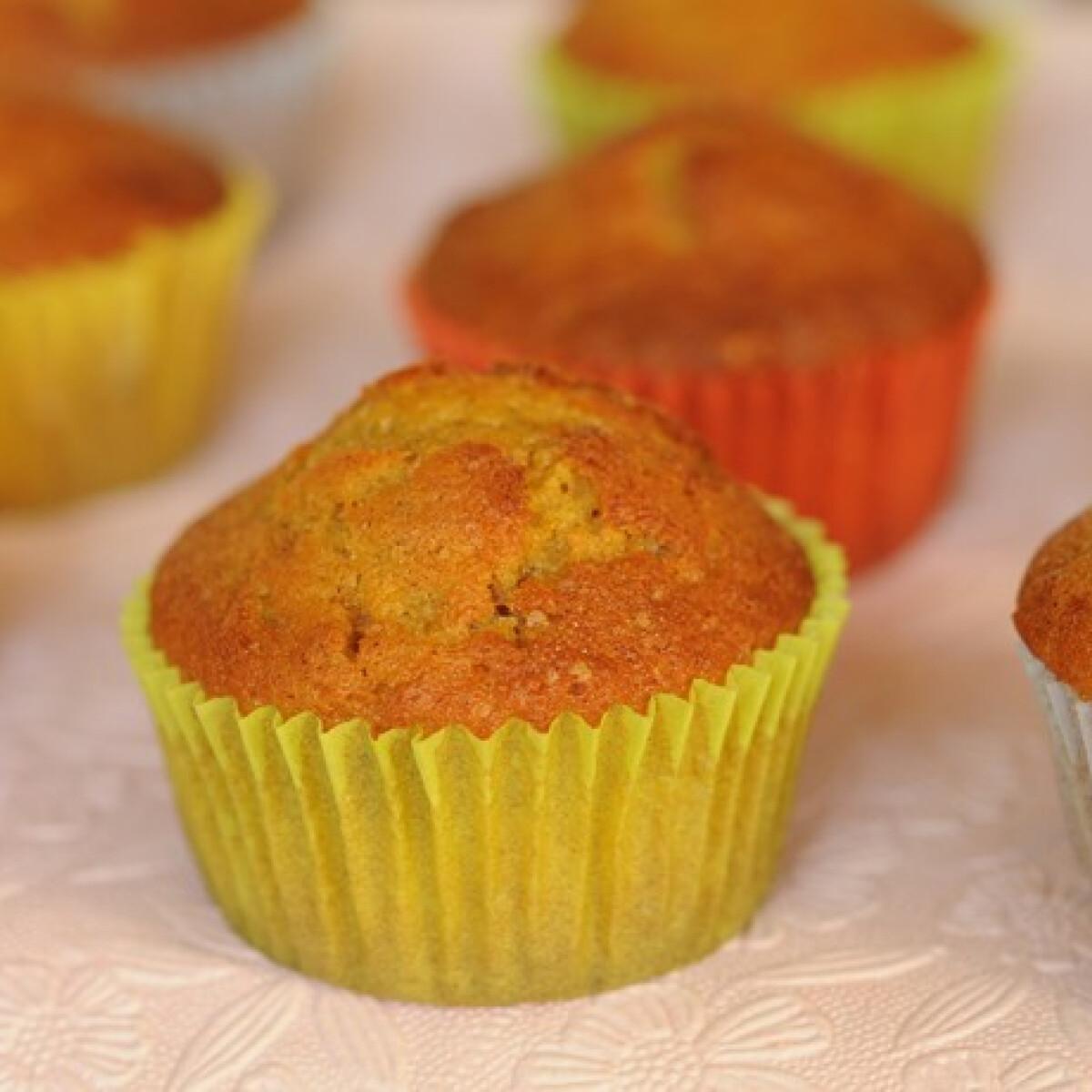 Ezen a képen: Sütőtökös muffin