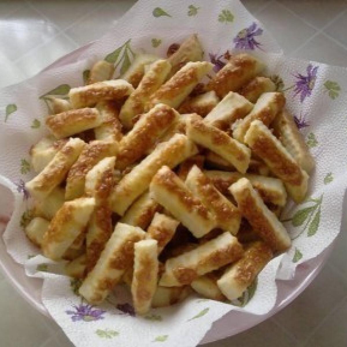 Túros-sajtos rudak 2.
