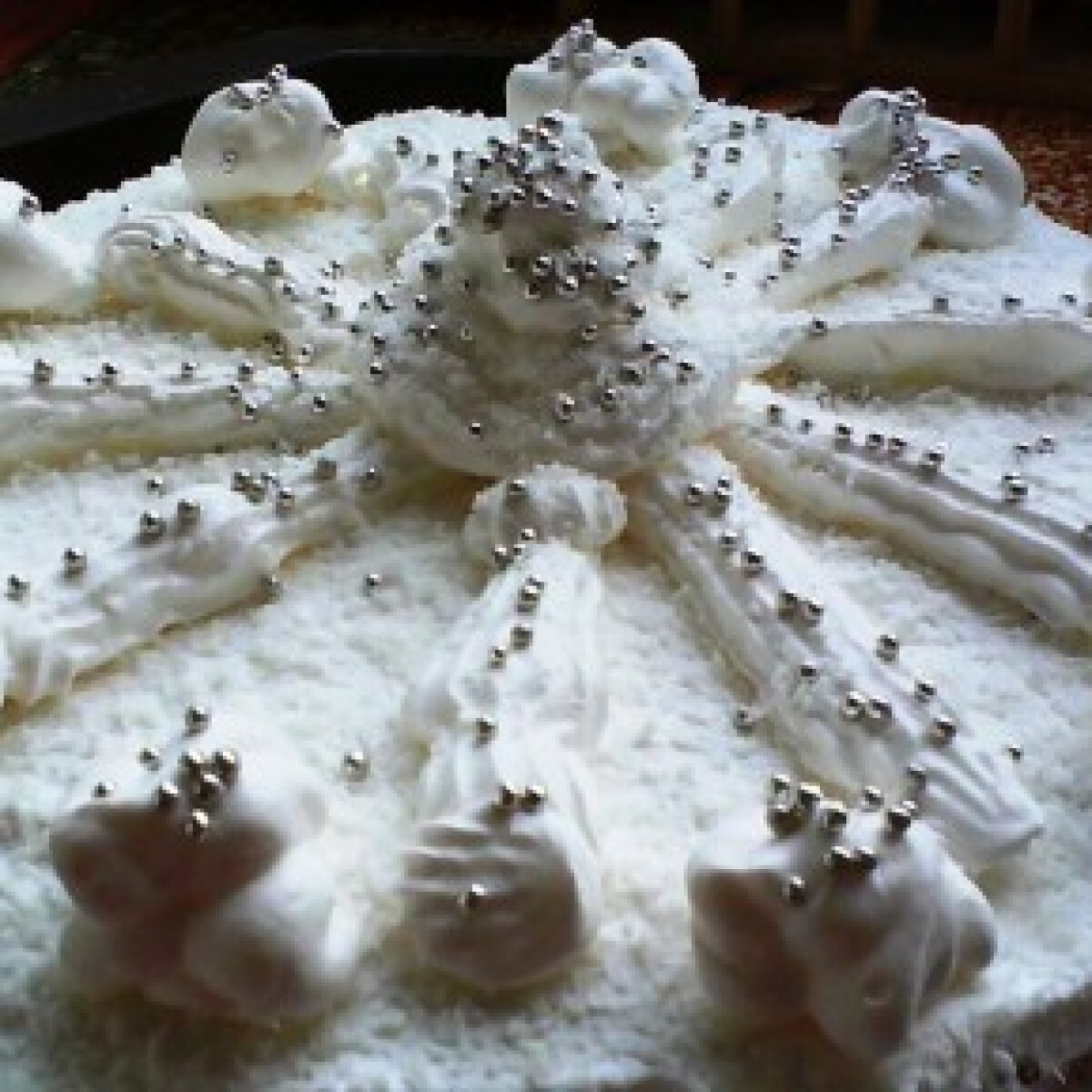 Hófehér kókusztorta 2.