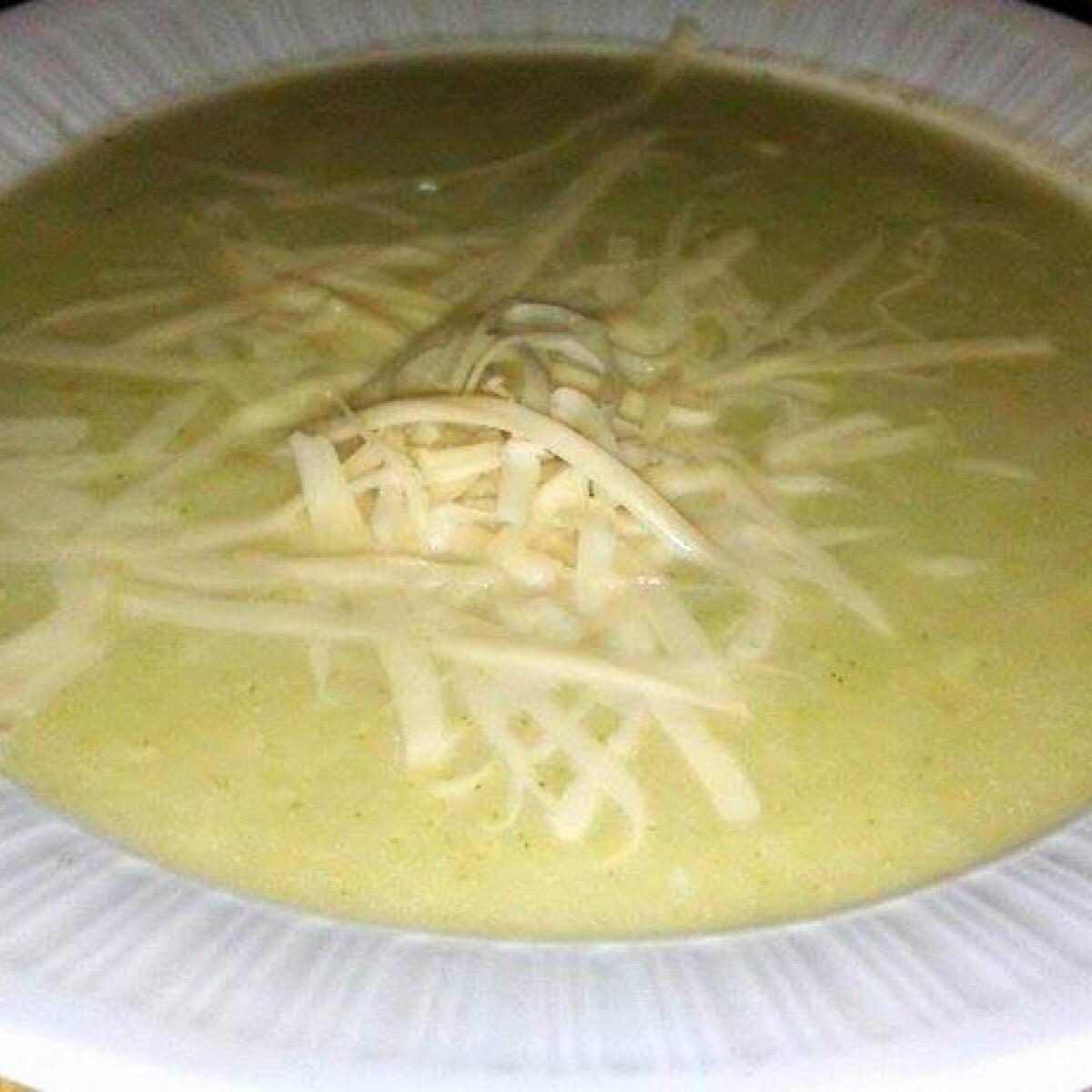Brokkolikrémleves ktimike konyhájából