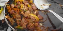 Kínai gyors csirkemell Norbitól