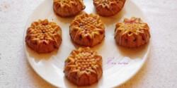Szilvás muffin Évi néni konyhájából