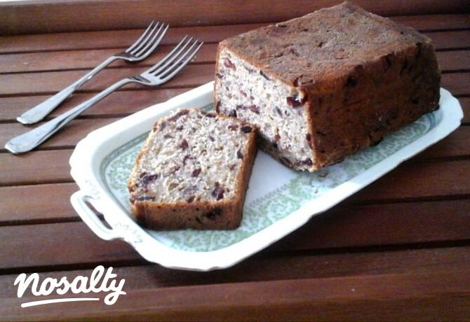 Ezen a képen: Cukor- és gluténmentes teakenyér