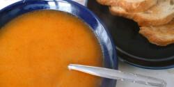 Köménymagos leves Fahéjtól