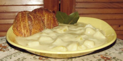 Krumplifőzelék ahogy Pipi készíti