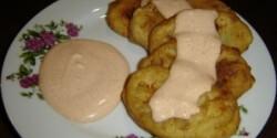 Pampuska (Krumplis lángos 4.)