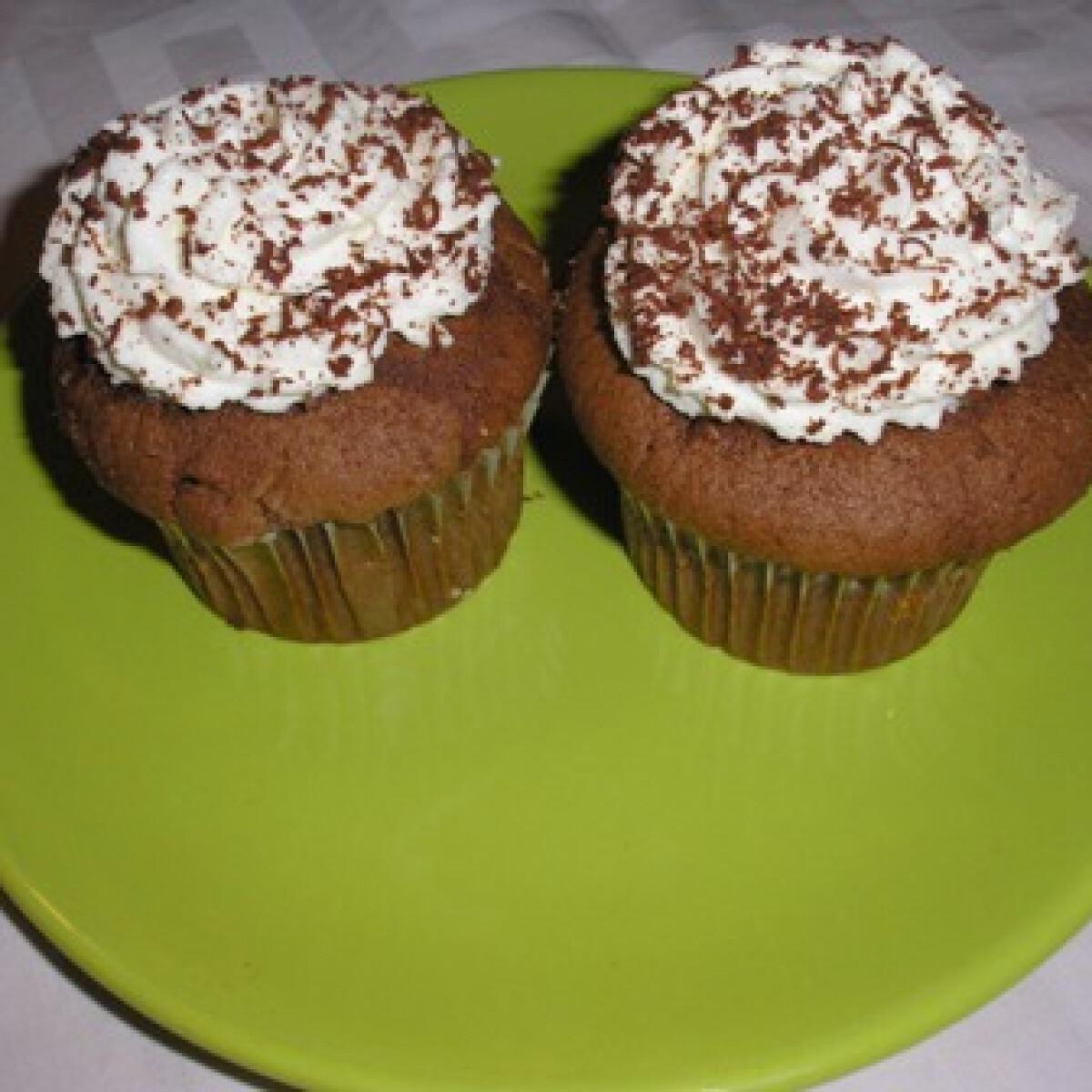 Körtés muffin Zsuzsamamától
