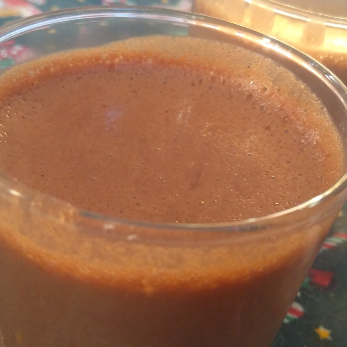 Ezen a képen: Vaníliás csokihab