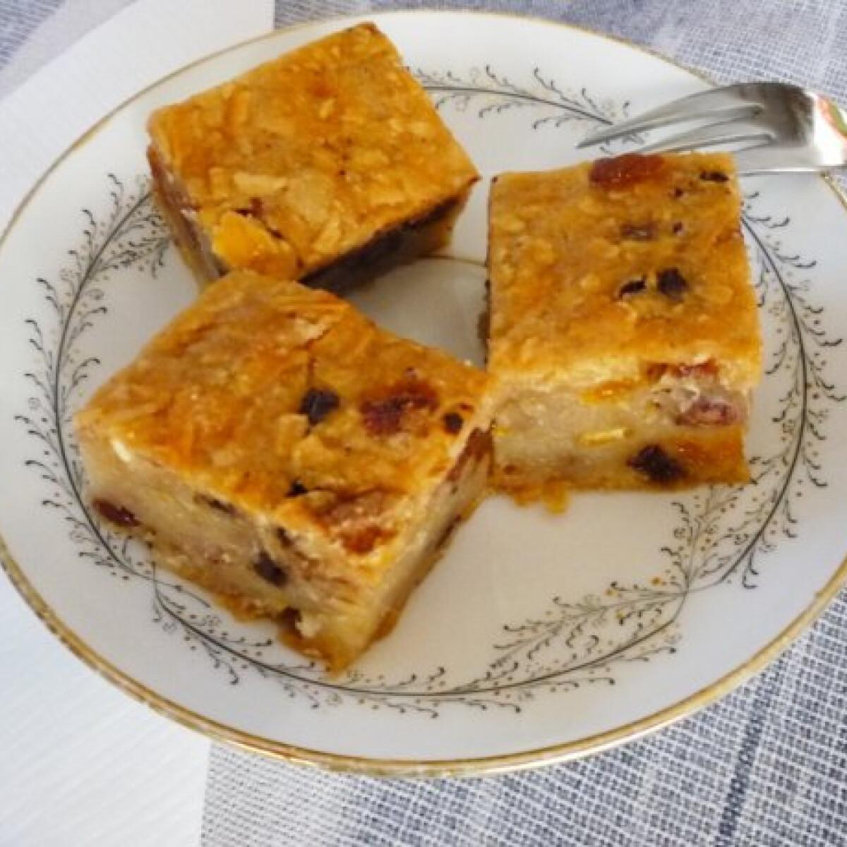 Ezen a képen: Almás kenyér Pogácsa konyhájából
