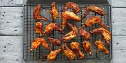 Andris csirkeszárnyai