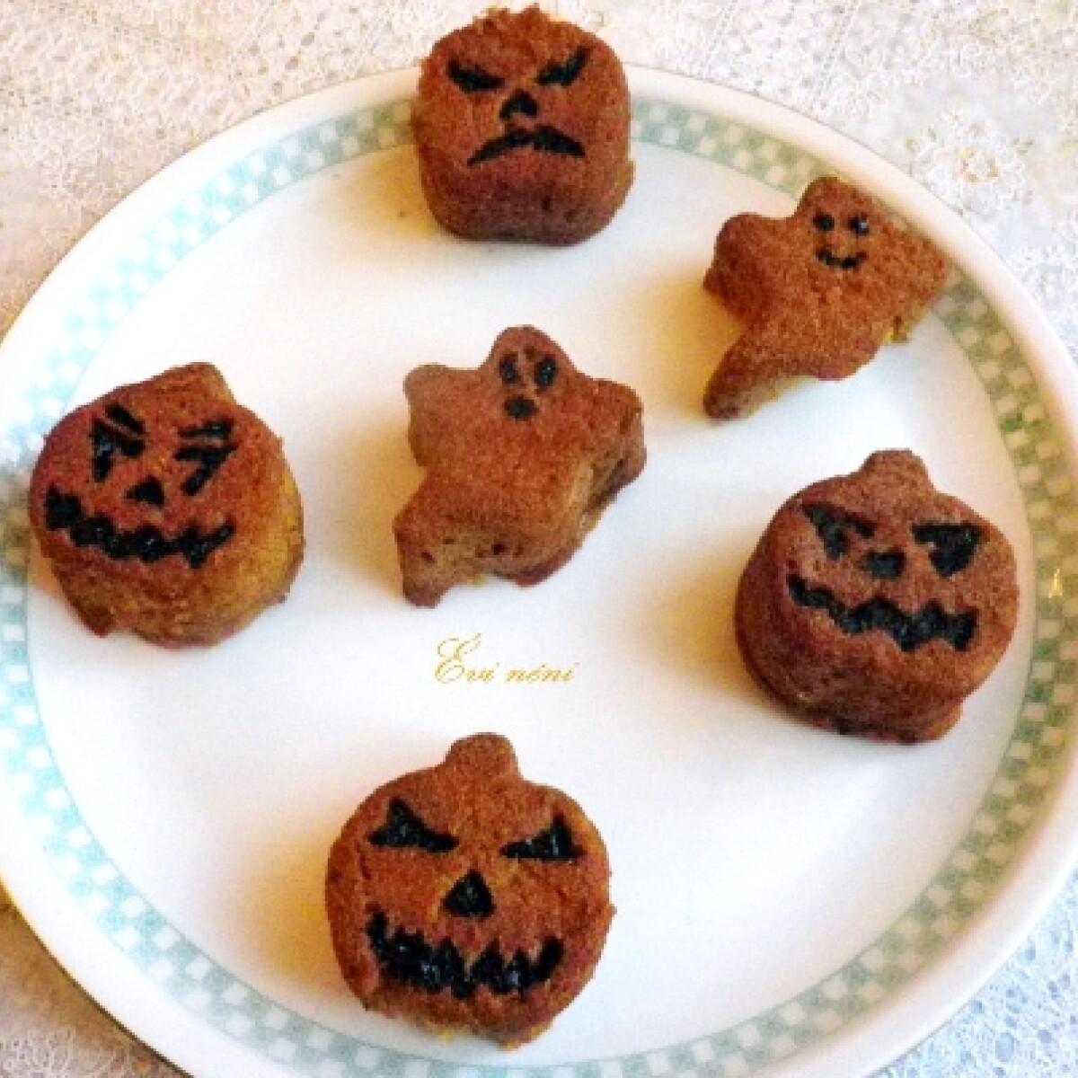 Sütőtökös muffin Évi nénitől