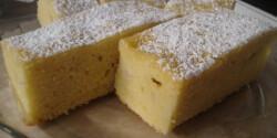 Joghurtos szelet Kynga konyhájából
