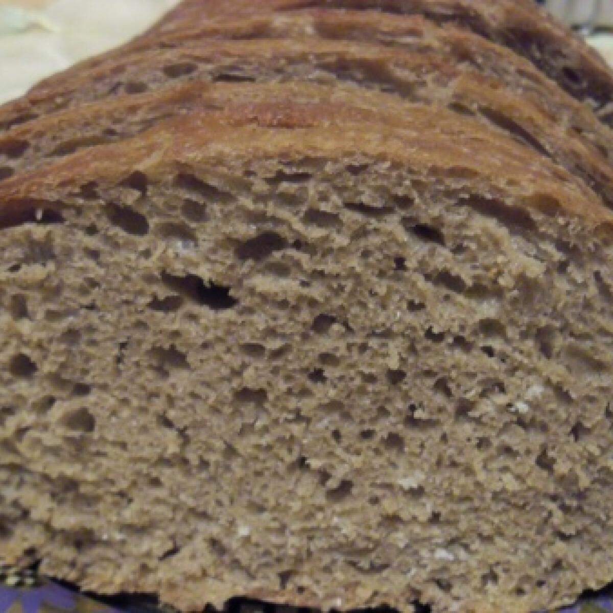 Ezen a képen: Kakaós kenyér