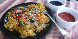 Hamis chow mein